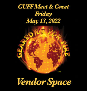 Geared Up For Fire Short Sleeve T-Shirt