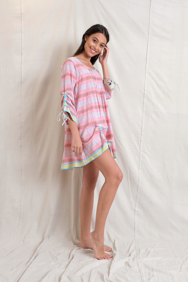 BETSY DRESS - Pink