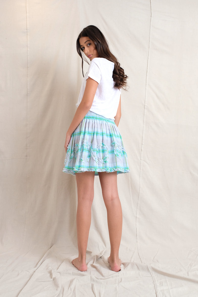AMELIE SKIRT- Blue
