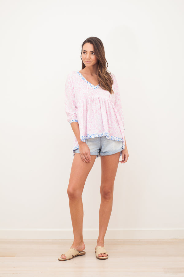 RUBY BLOUSE - Pink