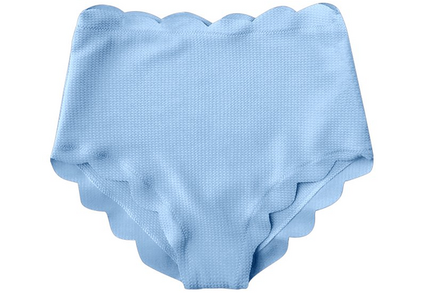BABY ME BLU 1955' CHEEKY BOTTOM