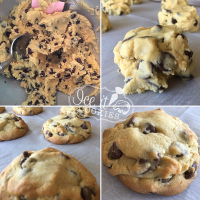1 Doz. Chocolate Chip Cookies