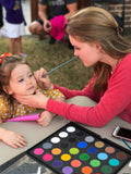 Face Painting - Priced Per Hour