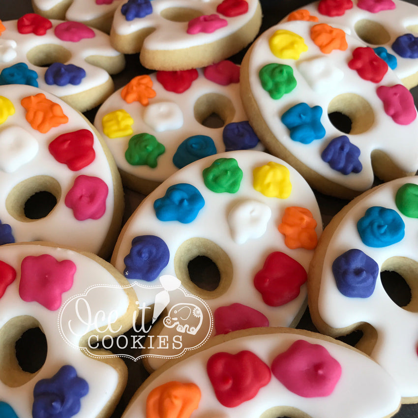Sunday, January 21st 2:00-5:00 Cookie Decorating Small Group Class - LOVE THEMED
