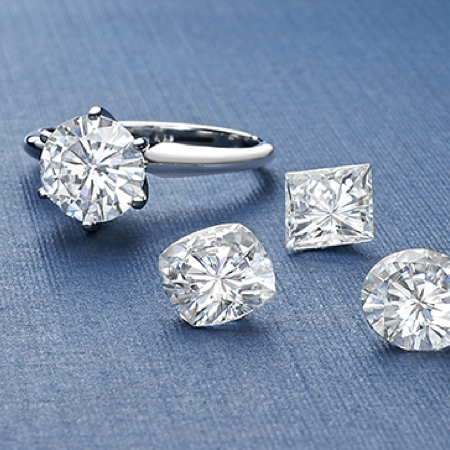 The Difference Between Forever Classic, Forever Brilliant, and Forever One Moissanites