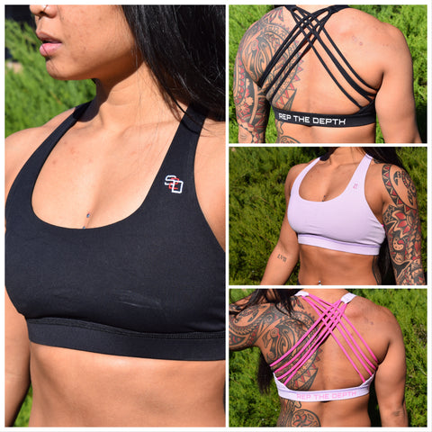 S2D Sports Bras - Squat 2 Depth Apparel