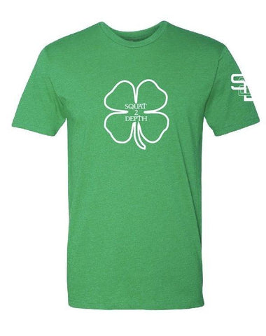 No Luck Needed - Squat 2 Depth Apparel