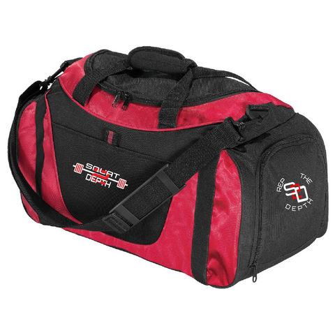 Squat 2 Depth Duffle Bag - Squat 2 Depth Apparel