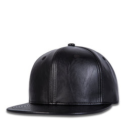 Men's / Women's Hip Hop Dance Baseball PU Cap Hat