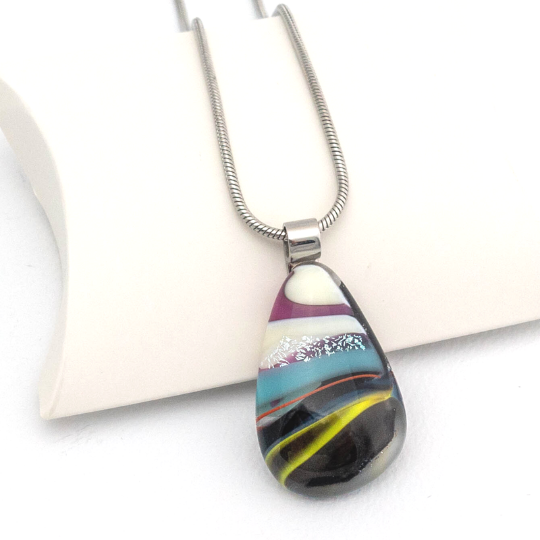 River Pebble Pendant
