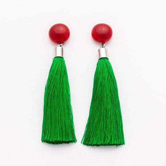 Jolly Tassel Earrings