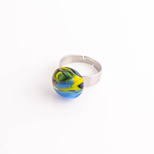 Sea Breeze Ring