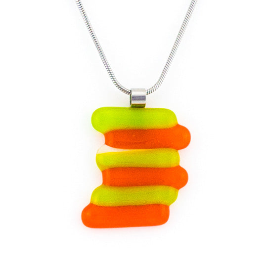 Summer Jelly Pendant