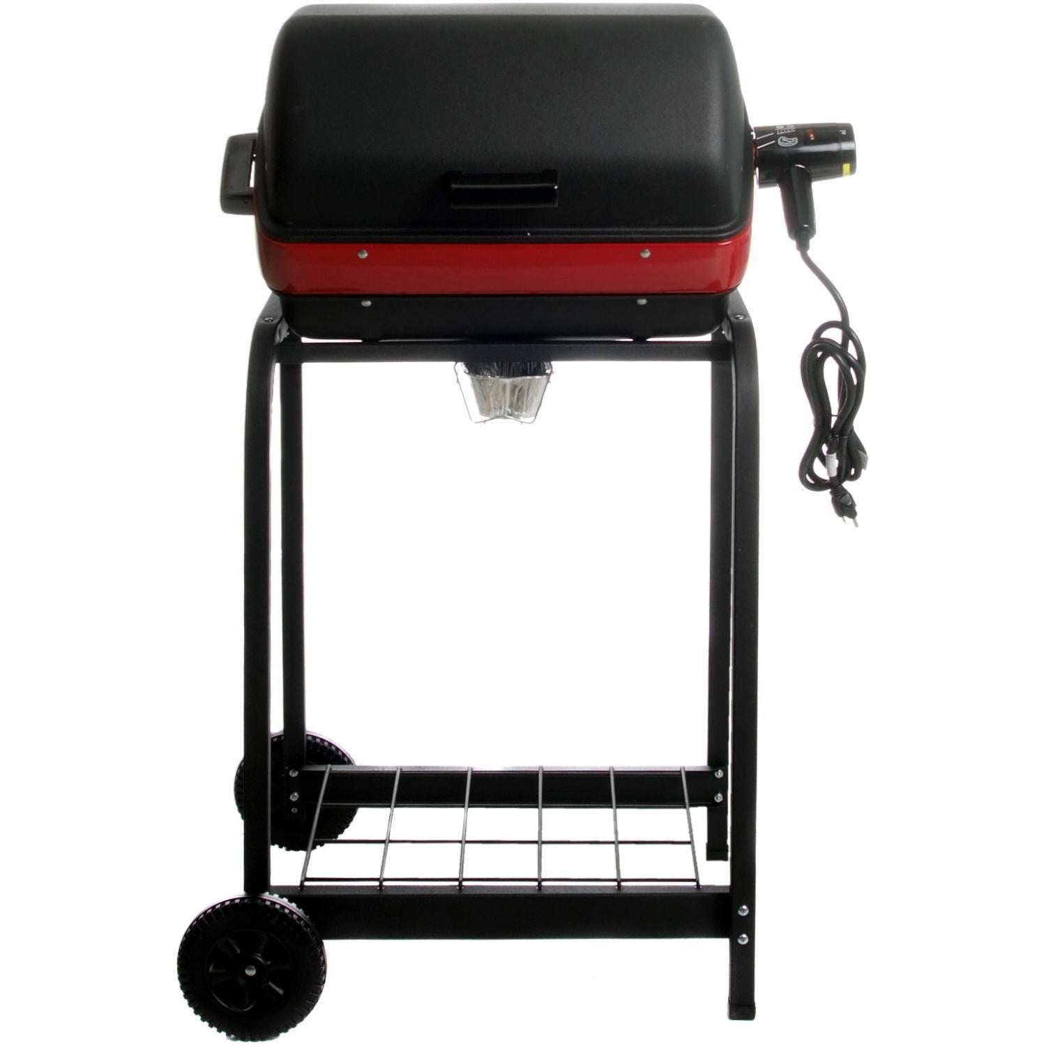 Electric Grills Product ~ Meco electric grill on cart the smokin