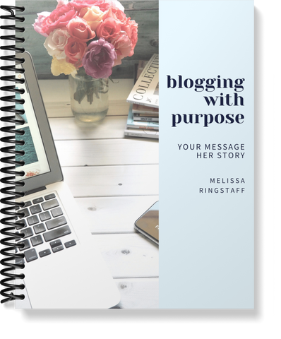 Blogging with Purpose Workbook