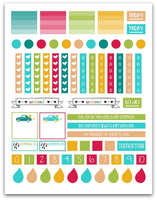 Purpose 31 Planner Stickers | Printable Planner Stickers