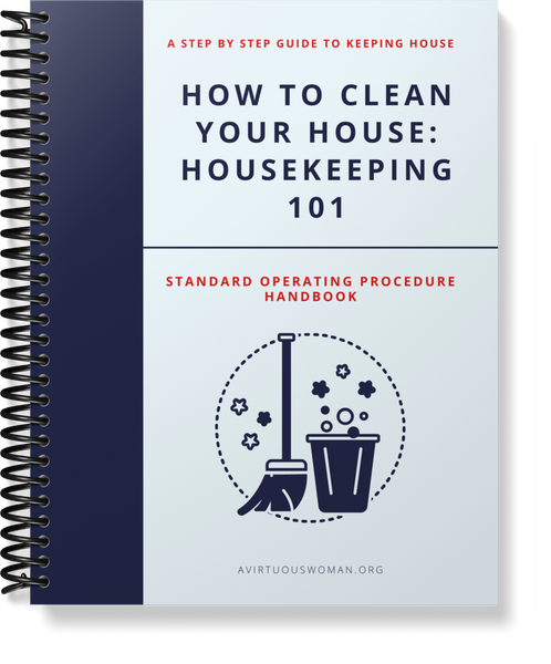 Housekeeping 101: Standard Operating Procedures | 38 pages | PDF