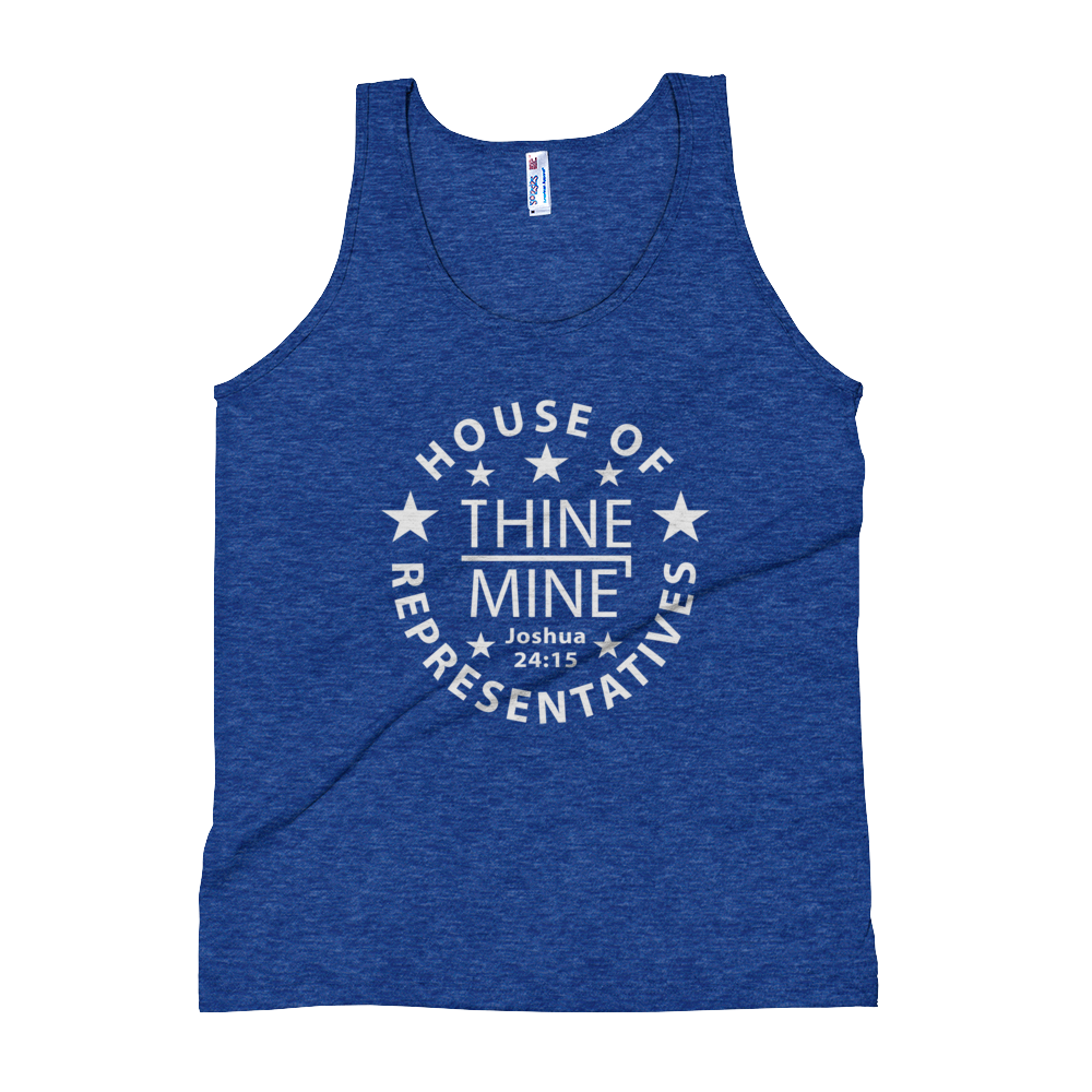"""House of Representatives"" American Apparel Unisex Tank Top"