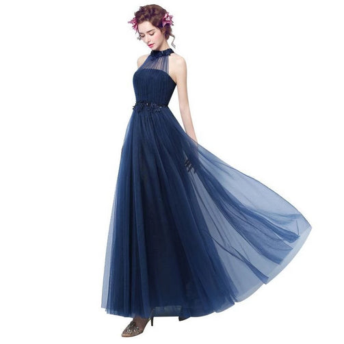 Ankle Length Long Formal Gown for Women - Shopaholics