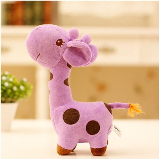 Cute Plush 18 cm Giraffe Soft Toys