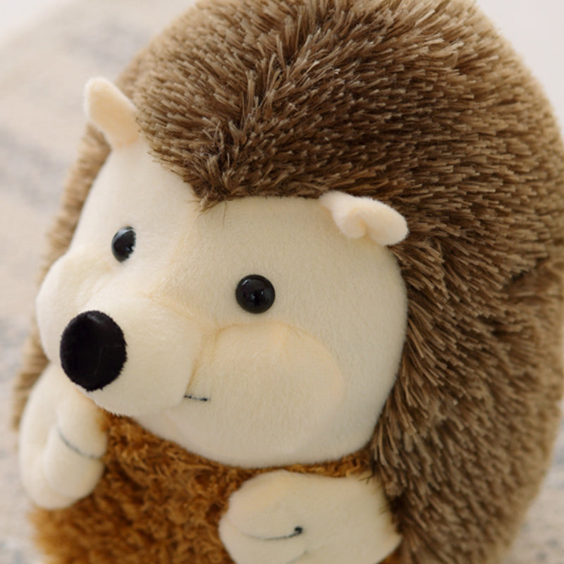 Cartoon Hedgehog 17cm Plush Soft Toy