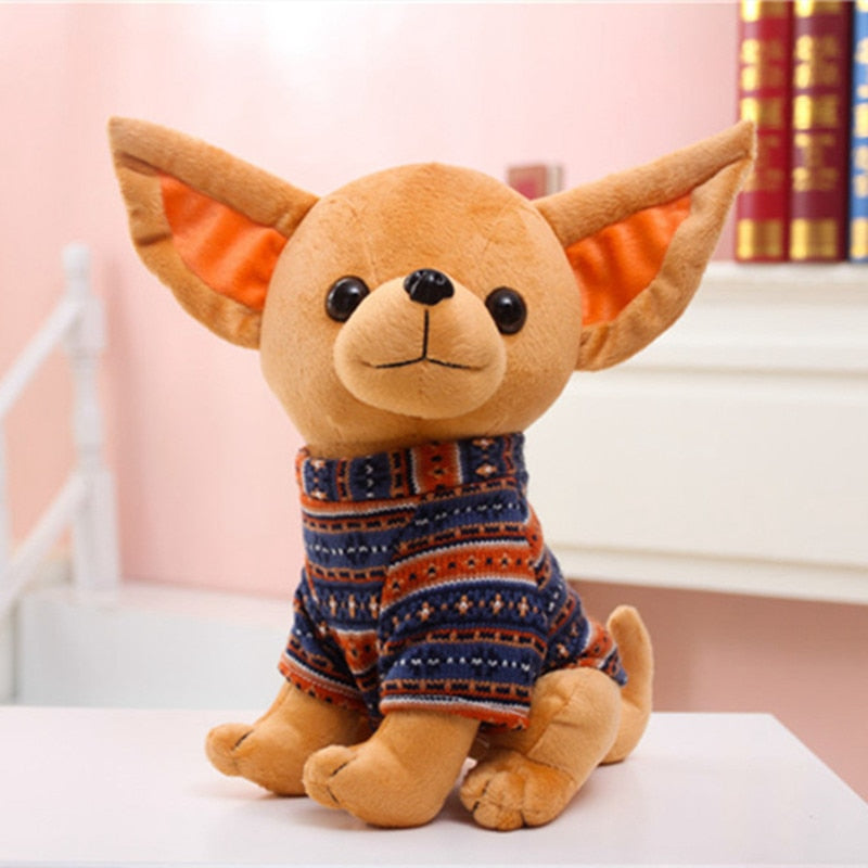Stuffed Dog Plush Soft Toy