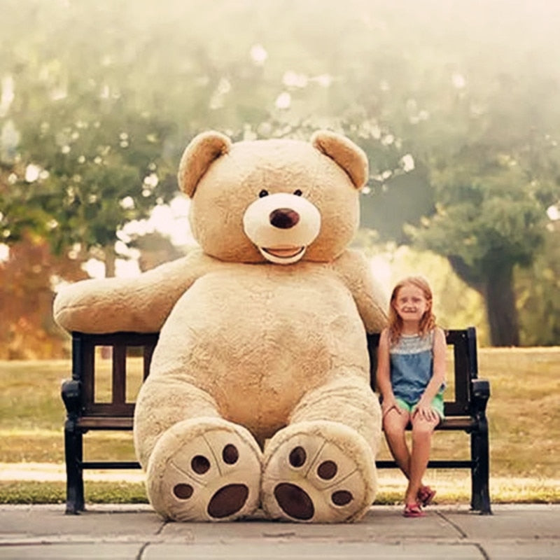 Huge American Giant Teddy Bear 8.5 Feet