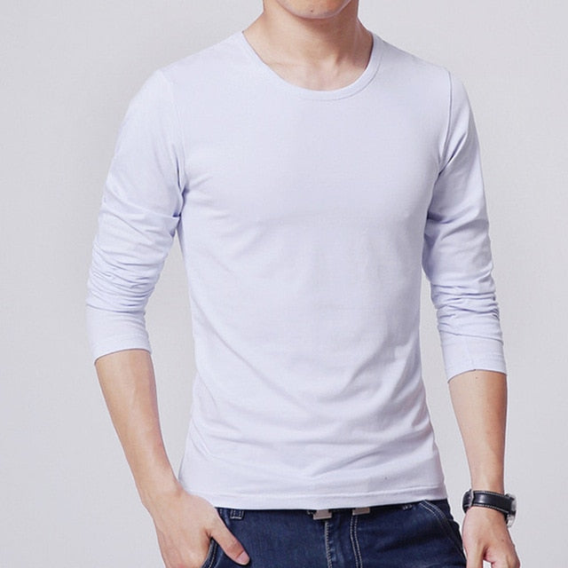 Ultra Long Sleeves T-Shirt for Men - shopaholics