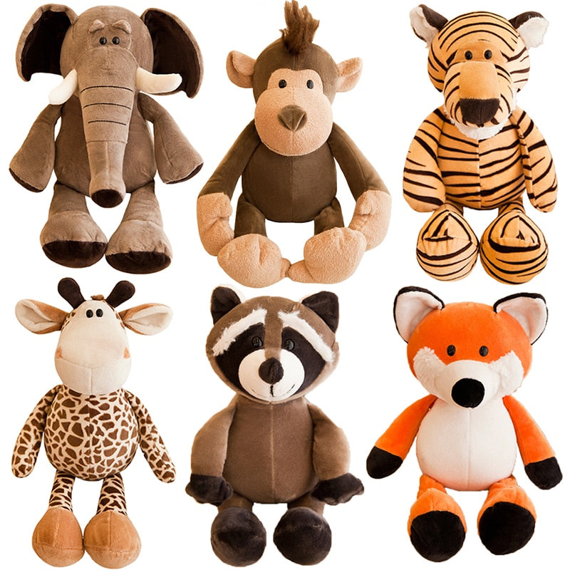 Cute Stuffed Animals Plush Toys Collection