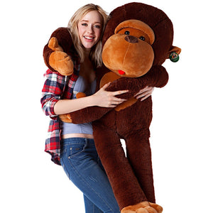 Giant Monkey Chimpanzee Plush Soft Toys