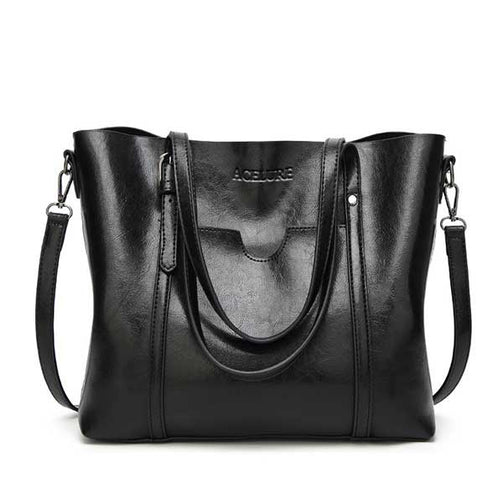 Luxury Leather Handbag for Women - Shopaholics