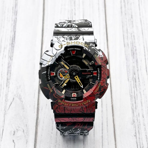 Artistically Embellished Version G-Shock Wrist Watch For Men - Shopaholics