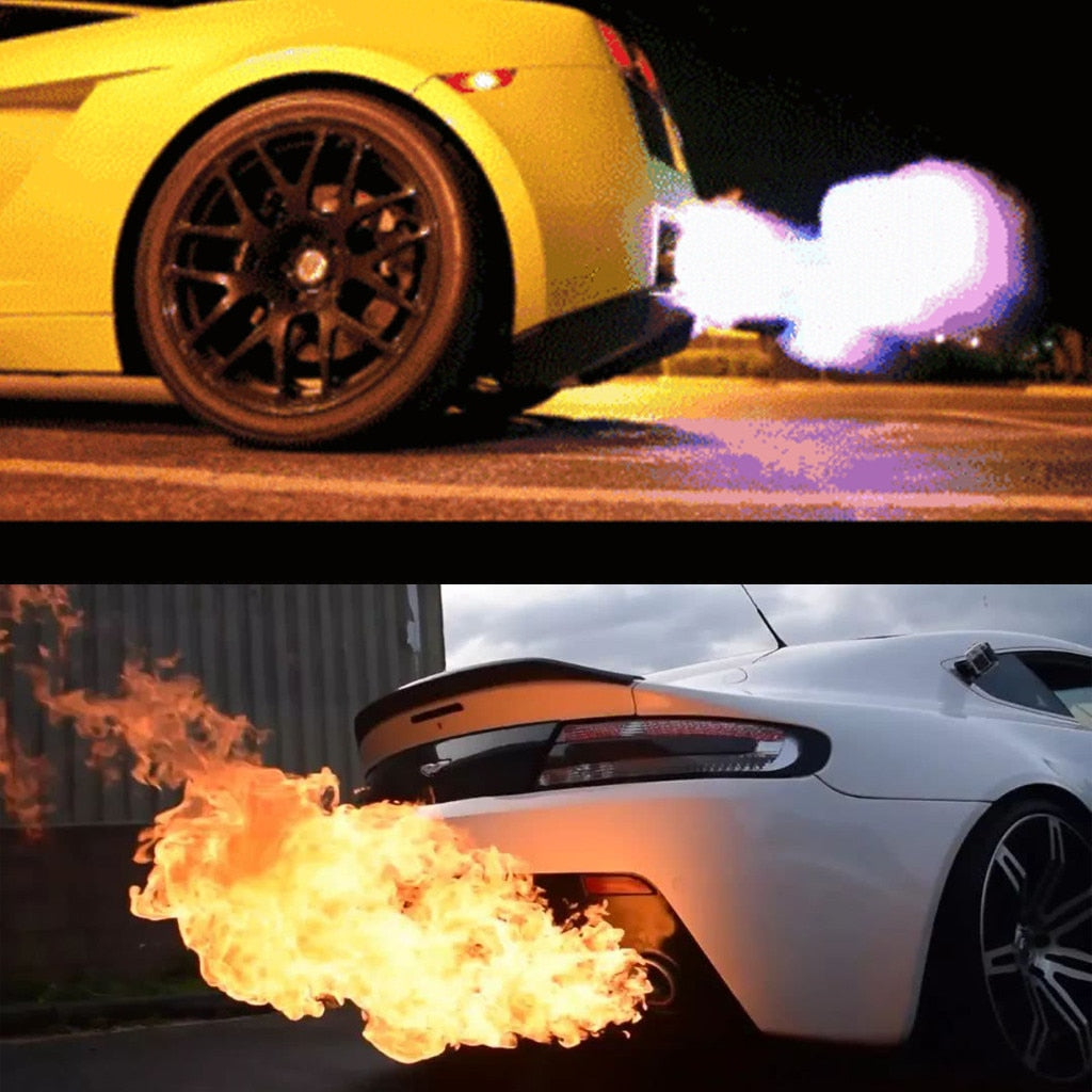 Exhaust Flame Thrower Kit for Racing Cars