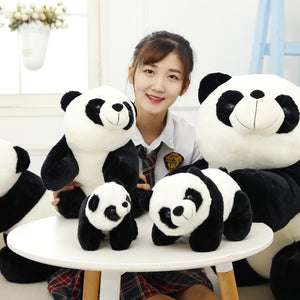 Cute Panda Simulation Soft Toy