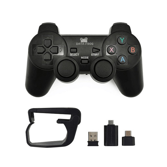 Multipurpose Wireless Gamepad for Smartphones and TV
