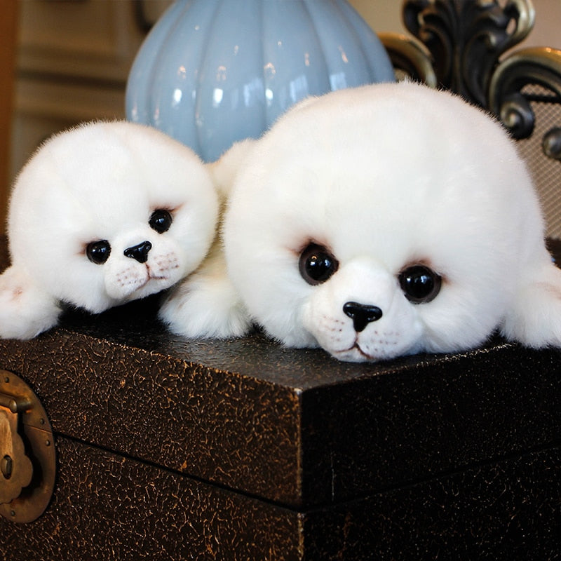 Soft Cute Seal Plush Soft Toy