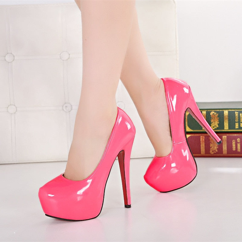 Elegant Shallow Mouth Pumps for Women