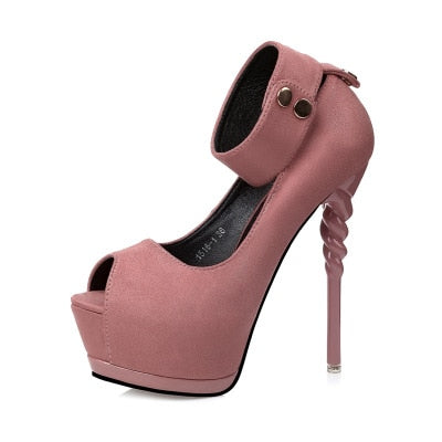 Super High Heels Pumps for Women - Shopaholics