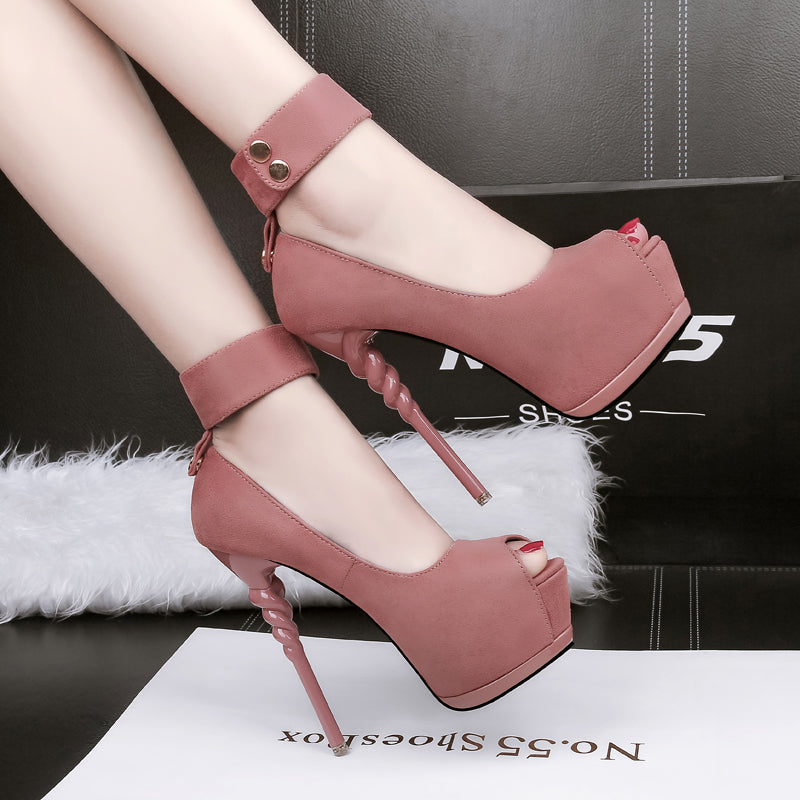 Super High Heels Pumps for Women