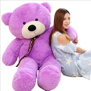 Giant Teddy Bear | Big 60cm 80cm 100cm 120cm Stuffed - shopaholics
