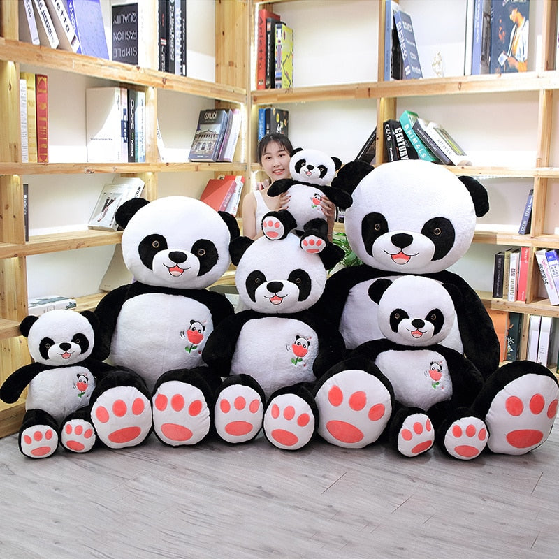 Cute Soft Panda Plush Soft Toys