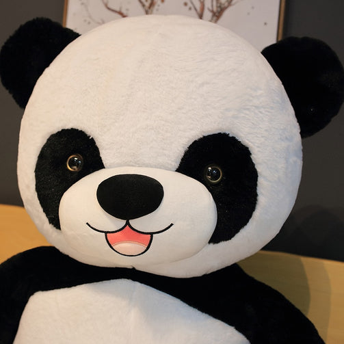 Cute Soft Panda Plush Soft Toys - Shopaholics