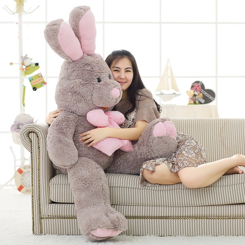 American Big Rabbit Plush Soft Toys