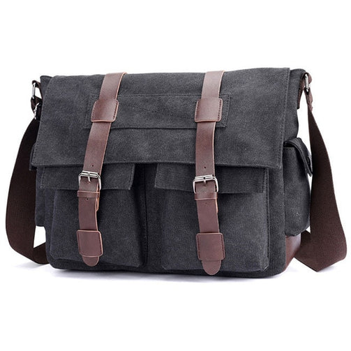 Men Shoulder Travel Crossbody Bag - Shopaholics
