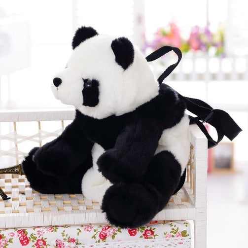 Attractive Cute Panda Backpack for Kids - Shopaholics