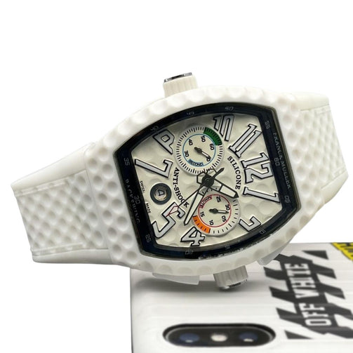 Luxury Sports Chronograph Wrist Watch For Men - Shopaholics