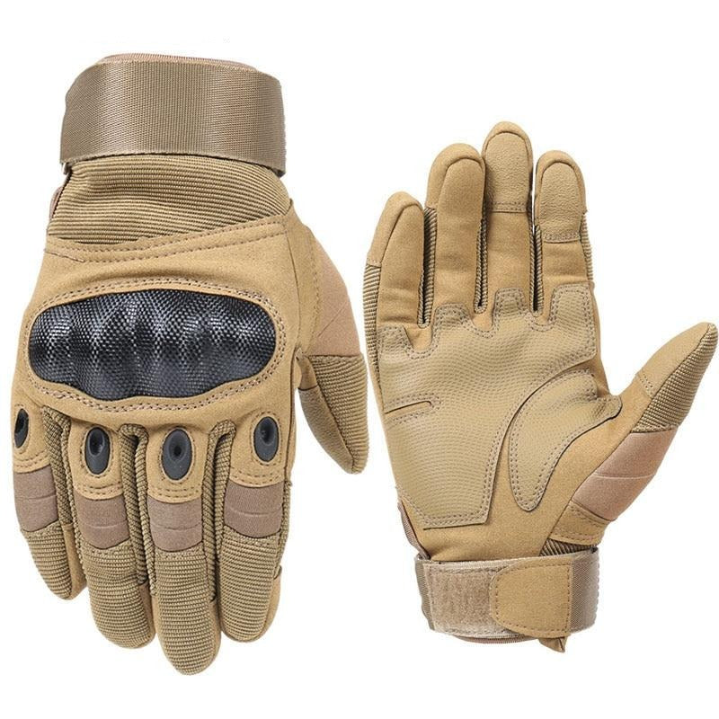 Touch Screen Microfiber Hard Gloves