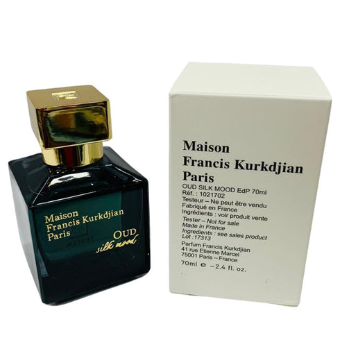 Maison Oud Silk Mood Perfume For Men - Shopaholics