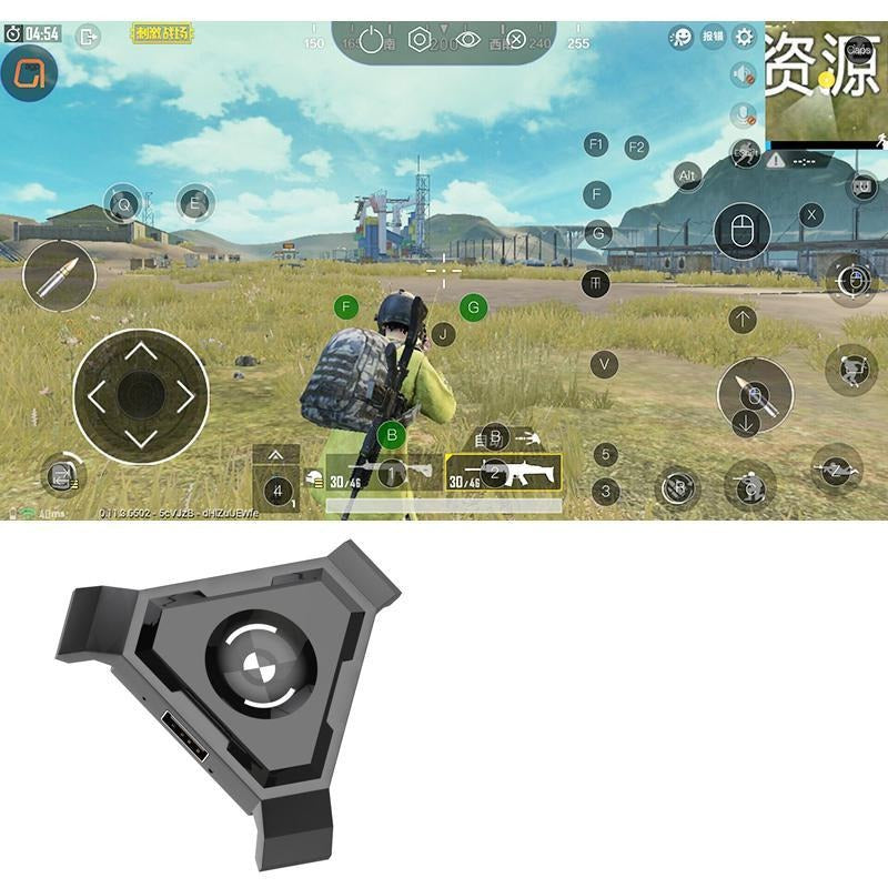 Mobile Gamepad Controller for Smartphone