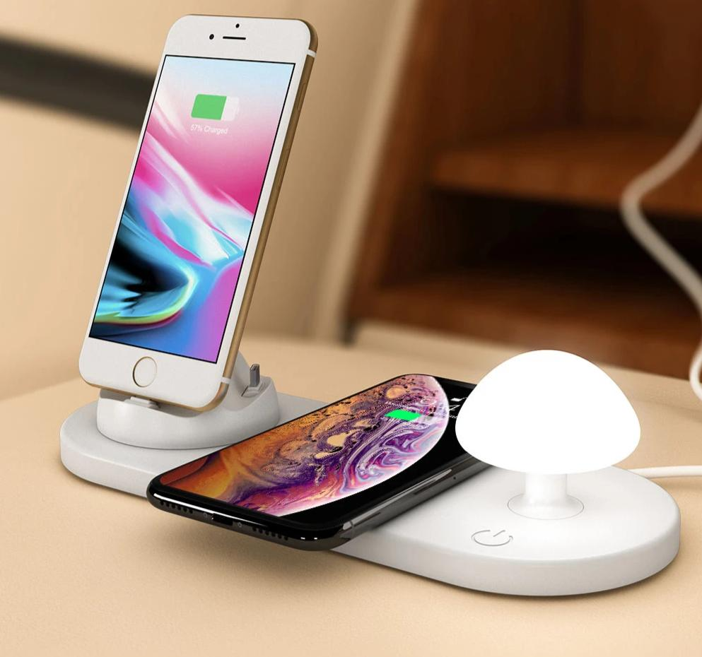 Charging Dock Station For Samsung & iPhone - shopaholics